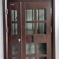 楼宇单元门的尺寸一般是多少 厂家直供楼宇单元对讲门
