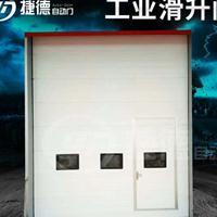 江门电动垂直提升门 自动卷帘门捷德专业做好门
