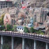 苏氏山水供应假山雕塑 观音佛像雕塑 园林雕塑 摩崖石刻