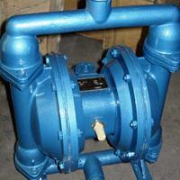 QBY-15气动隔膜泵厂 喷漆用气动隔膜泵