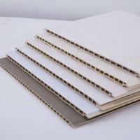 中国木竹木纤维集成墙板背景墙装饰板