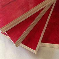 木模板建筑模板 周转次数多 防水性强 自产自销