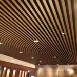 鋁方通_廣州易成國際酒店公寓鋁方通在安裝中變形,需注意什么?