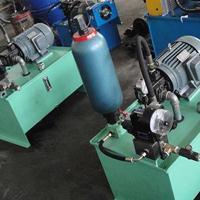 液压机油缸泵阀组 上海液压厂