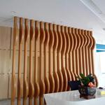 厂家专业定制弧形铝方通/高端定制不规则造型铝方通供应商家