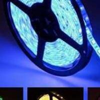 厂家直销 12V 5050LED灯带 超高亮装饰LED软灯条
