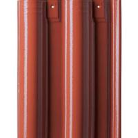 博冠瓦业-连锁瓦,欧式连锁瓦,全瓷欧式连锁瓦