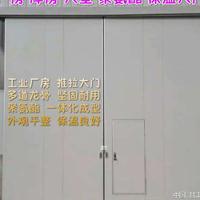 青海工业推拉门西宁厂区大门格尔木工厂大门住人集装箱活动房屋