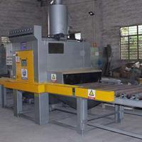 铝板喷砂机佛山自动喷砂机不锈钢锯片油漆镀膜层处理打沙机制造商