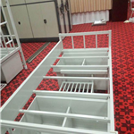 洛阳高低床员工床部队床公寓洛阳鑫鼎高低床厂家