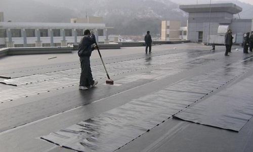 楼顶防水100平方多少钱 楼顶防水的注意事项