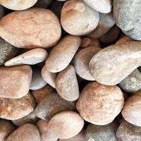 石茂直销鹅卵石 过滤池承托层滤层 天然景观石