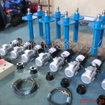 提升40吨油压缸缸径100制图加工
