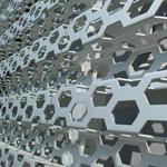 奥迪汽车4S店外墙装饰长城铝板材料指定供应商