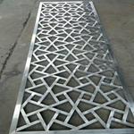 仿古木纹铝窗花批发 厂家批发各种规格铝窗花