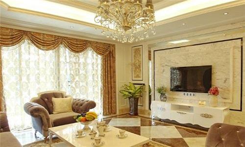 米黄墙面装修效果图 米黄墙面搭配什么家具