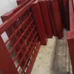 仿木纹铝格栅漏窗是仿古建筑理想适合材料