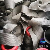 新国标A级阻燃高温金属布,金属带,月钫纤维有限公司专业研发生产