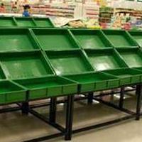 超市散装货架价格|批发木制果蔬货架
