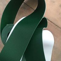 5毫米厚pvc搓衣板花纹输送带