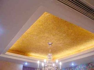 做完硅藻泥墙面硅藻泥房顶要不要做?