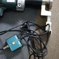 安装螺栓专项使用电动力矩扳手350n.m