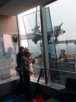 广州外�ξ�修  高空玻璃更换  幕墙玻璃改造