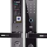 智能盾新款GS5不锈钢指纹密码锁厂家