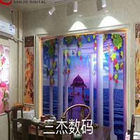 重庆3D玻璃背景墙打印机