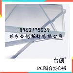 苏州台创透明1.5mmPC板材