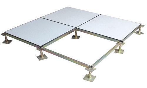 静电地板接地做法 静电地板施工步骤