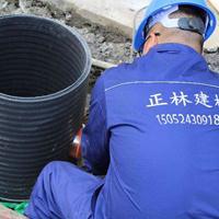 合肥成品污水井 塑料窨井 塑料井正林环保