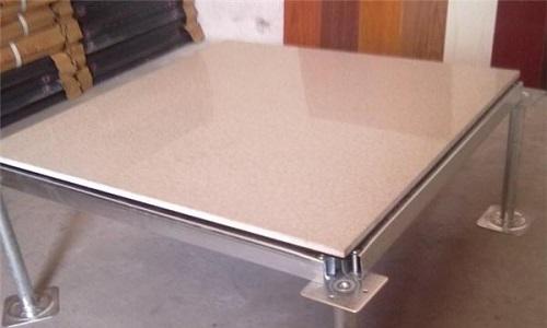 静电地板安装费用 有哪几种防静电活动地板