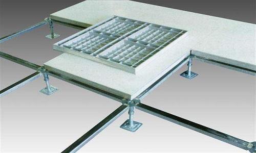 静电地板图片 防静电地板价格表