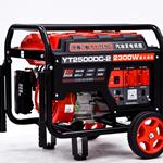 YT2500DC-2上海2kw汽油发电机伊藤品牌