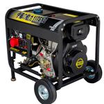 6千瓦柴油发电机YT9000E3