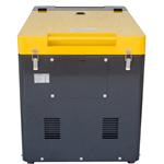 5KW静音柴油发电机YT6800T价格