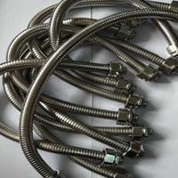 不锈钢穿线用金属软管 单扣/双扣304金属软管