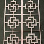 厂家铝窗花简介_艺术铝窗花_贵州铝合金窗花定制