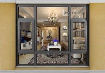铝合金门窗真那么简单?铝合金门窗价格和图片解说