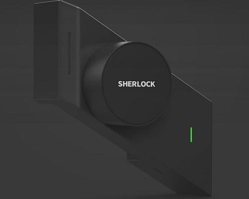 小米夏洛克智能贴锁 夏洛克智能贴锁M1和S2区别