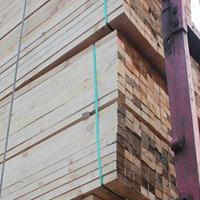 大量批发建筑工程材料 辐射松木方 工厂出货