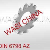 DIN 6798 锯齿锁紧垫圈