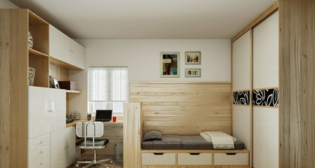 柜子定制好还是木工做  衣柜定制和木工做的差价