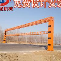 厂家生产液压电动限高河南活动式自动智能升降限高架