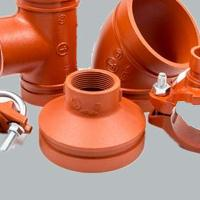 供应建支牌消防沟槽管件建支管件量大从优