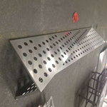 德普龙仿大理石纹铝单板幕墙强度高_广州大理石纹铝单板源头厂家