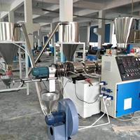 PVC热切造粒机组
