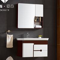 成都现代浴室柜批发定制生产厂家