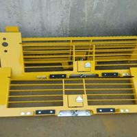 小松挖掘机配件PC360-7发动机锁隔板